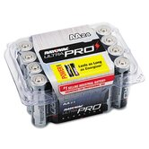 Ultra Pro AA Alkaline Battery, 24/Pack