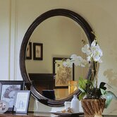 Hudson Round Vanity Mirror