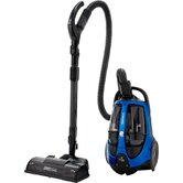 Super TwinChamber Canister Vacuum System with 15 In. PowerBrush