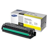 Toner Cartridge, 1500 Page Yield, Yellow