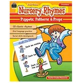 Nursery Rhymes Puppets Patterns