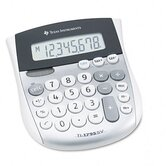 TI-1795SV Minidesk Calculator 8-Digit LCD