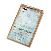 Second Nature Spiral Reporter / Steno Notebook, 70-Sheet