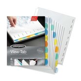 View-Tab Paper Dividers