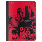 Five Star Graphics Composition Book