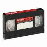 Cleaning VHS Tape Cartridge
