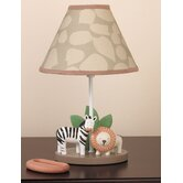 Azania Lamp Base & Shade