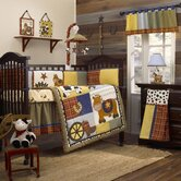 Round Em Up Crib Bedding Collection