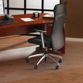 Cleartex XXL Polycarbonate Rectangular General Office Mat