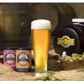 Premium Gold Homebrew Beer Kit