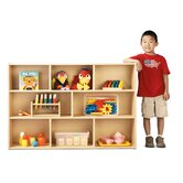 Three Shelf Storage Unit