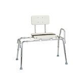Series 6 Transfer Bench with Molded Seat and Back