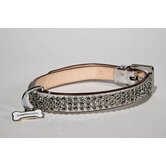 Bling Collar in Silver