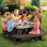 Kids' Fold n Store Picnic Table