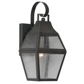 Augusta Outdoor Wall Lantern in Bronze