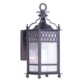 Westfield Outdoor Wall Lantern in Bronze