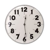 "Extra Large 18"" Metal Clock"