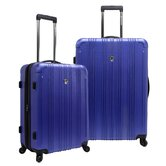 New Luxembourg 2 Piece Hardsided Expandable Luggage Set