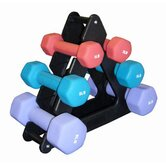 Neoprene Dumbbells Set