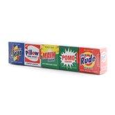 Kikkerland Erasers