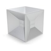 Jigger Aluminum Cube