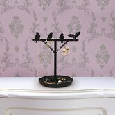 Bird Jewelry Stand