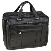 "S Series River West Checkpoint-Friendly 17"" Laptop Case in Black"