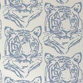 Star Tiger Wallpaper (Set of 2)