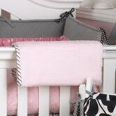 Girly Crib Blanket