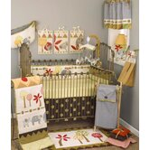 Elephant Brigade Crib Bedding Collection