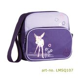 Kids Mini Square Bag in Deer
