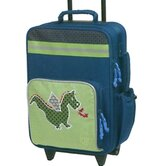 "Dragon Kids Trolley 19"" Rolling Suitcase"
