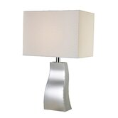 Trendsitions Keyser Table Lamp in Chrome