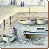 Cornish Harbour Coasters (Set of 6)