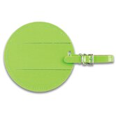 Large Round Neon with Closed Security Flap
