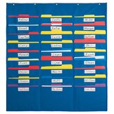 Organization Center Wall Pocket Chart