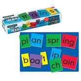 Word Bits Wall Pocket Chart Card Set