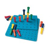 Tall-stacker Pegs &amp; Pegboard 25