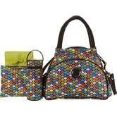Continental Flair Diaper Bag
