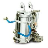 Green Science-Tin Can Robot