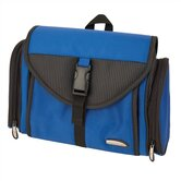 Nylon Hanging Toiletry Kit