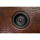 3.5&quot; Bar Sink Basket Strainer Drain in Oil Rubbed Bronze