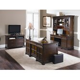 Remington Junior Executive Standard Desk Office Suite