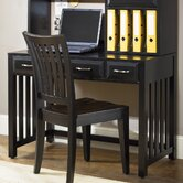 Hampton Bay Writing Desk in Black