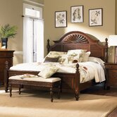 Royal Landing Panel Bed