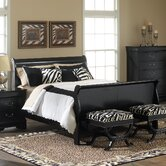 Carrington Sleigh Bed