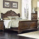 Highland Court Sleigh Bedroom Collection