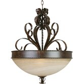 McKensi Foyer Inverted Pendant