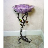 Firestine Hand Made Pedestal Sink Set