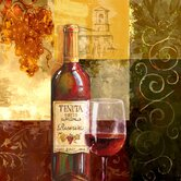 Tuscan Vintage I Canvas Wall Art